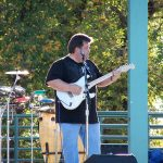 ALT TEXT: Steve Lockridge Bordertown Guitar Fort Smith Arkansas