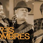 Tres Hombres Acoustic Trio Steve Lockridge Chad Jasna Mitch Hughes Classic Rock Country